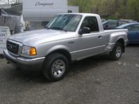 Options Included: N/ANice 4 cylinder truck with low
