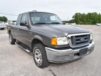 Exterior Color: gray, Body: 4dr SuperCab XLT Appearance