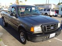 Clean 04 Ranger. Vehicle history report available. ONE
