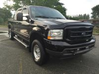 SPECIAL EDITION 2004 F250 LARIAT FX4 FOUR WHEEL DRIVE