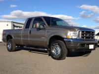 2004 Ford Super Duty F-250 Extended Cab Pickup - Short