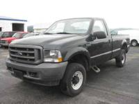 LOW MILES GOVT OWNED TRUCK REG CAB 4WD WEHRS CHEVY