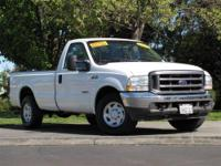 This 2004 Ford Super Duty F-250 XL Truck features a