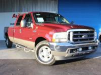 (904) 474-3922 ext.1138 This 2004 Ford Super Duty F-250
