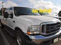 Maxwell Ford presents this 2004 FORD SUPER DUTY F-350