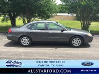 **CLEAN AUTOCHECK** and Local Trade. Taurus SE 4D Sedan