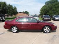 2004 Ford Taurus 4 Dr Sedan SES Our Location is: John