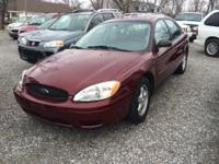 2004 Ford Taurus Sedan SES Automatic 141xxx miles 4