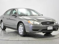 New Arrival! This 2004 Ford Taurus is priced to move