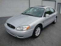 2004 Ford Taurus SEL Sedan Call or text Nick Parker at