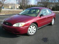 For Sale: 04 Ford Taurus SES, Automatic, Alloy Wheels,