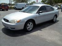 Options Included: N/A2004 FORD TAURUS SES DELUXE 4DOOR