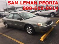 Options:  2004 Ford Taurus Ses|Leather And Clean In And