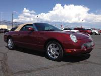 2004 Ford Thunderbird 2 Door Convertible Delux Our