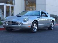 New Price!   2004 Ford Thunderbird We provide 145 point