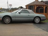 2004 SPECIAL EDITION Ford Thunderbird Pacific Coast