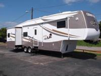 2004 Forest River Cedar Creek 36 RLTS Triple Slides /