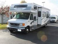 2004 Forest River Forester 3101. Secondhand Certified