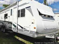 2004 Forest River Grand Surveyor 291 Travel Trailer
