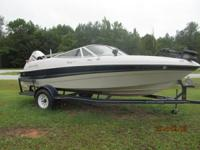 2004 Four Winns 180 Fish ans Ski  2002 150 HP Johnson