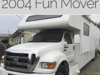 BANKRUPTCY RV SALE ABOUT: 2004 Fun Mover RV by Four