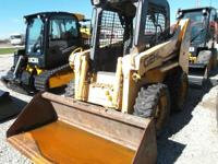2004 Gehl 4840 SIEVERS-HAMEL 1655 HRS OROPS T BAR