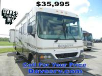 2004 Georgetown 346DS GAS CLASS A MOTORHOME Great