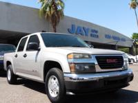 Options:  2004 Gmc Canyon Crew Cab