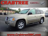 Options:  2004 Gmc Envoy Slt|Slt 4Wd 4Dr Suv|4.2L|6