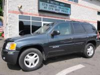 4X4, Rear Video! A well equipped 2004 GMC Envoy SLE