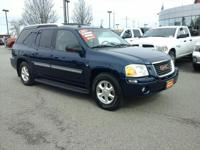 This outstanding example of a 2004 GMC Envoy XUV SLT is