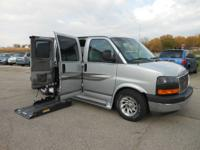 This 2004 GMC Savana is a very clean inside and out. It