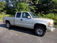Four Wheel Drive, Air Conditioning, Anti-Lock Brakes,