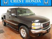 Options Included: N/A2004 GMC Sierra 1500 Truck