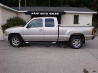 Options Included: N/A2004 GMC Sierra Denali Extended