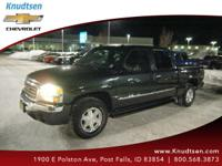 This rip-roaring 2004 GMC Sierra 1500 SLT, with its