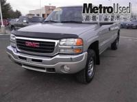 Low Mile trade with an 8 foot bed! 4x4! SLE package!