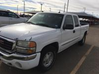 We are excited to offer this 2004 GMC Sierra 1500. How