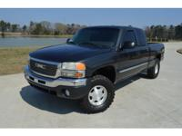 2004 GMC 1500, 4x4, automatic, approximately 130k