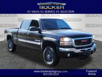 For a top driving experience, check out this 2004 GMC