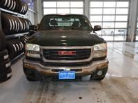Options:  2004 Gmc Sierra 2500Hd Here At The