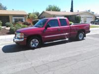 2004 GMC Sierra SLT automatic with only 107,000