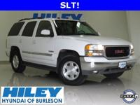 2004 GMC Yukon SLT 5.3L V8 RWD. Automatic. Leather.