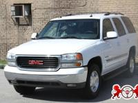 Options Included: N/A2004 GMC YUKON SLT. CLEAN CARFAX,