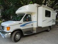 2004 motorhome in fantastic condition. Moving up to