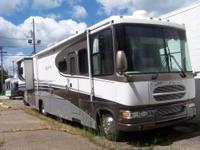 36 foot Class A Motorhome. 31,567 miles. It has brand