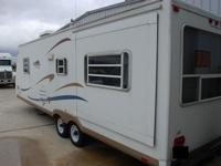 Up for sale is a 2004 trailer that was on a lot and not