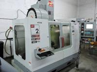 2004 Haas Model VF-2B Vertical Machining Center **