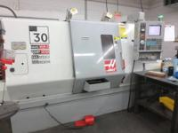 HAAS SL-30T CNC TURNING CENTER GENERAL SPECIFICATIONS: