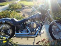 2004 Custom Harley made by Independent Freedom not a